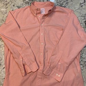 Brooks brothers button down size Large